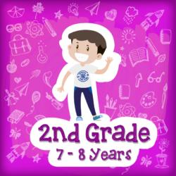 Inglés para niños de (7 a 11 años) – English For Kids
