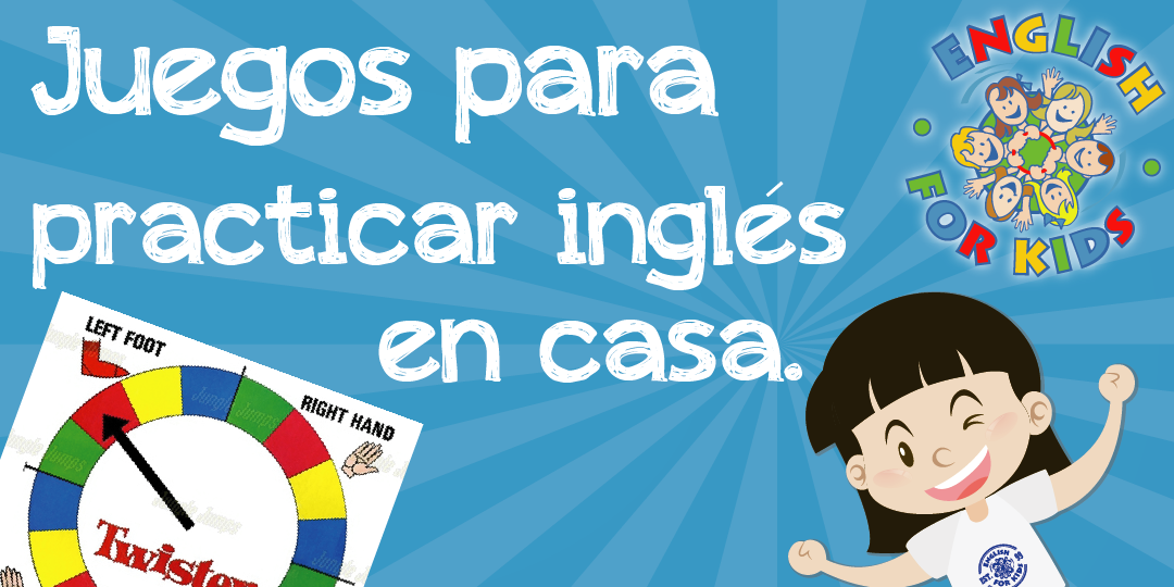 Juegos Para Ninos Para Practicar Ingles En Casa English For Kids